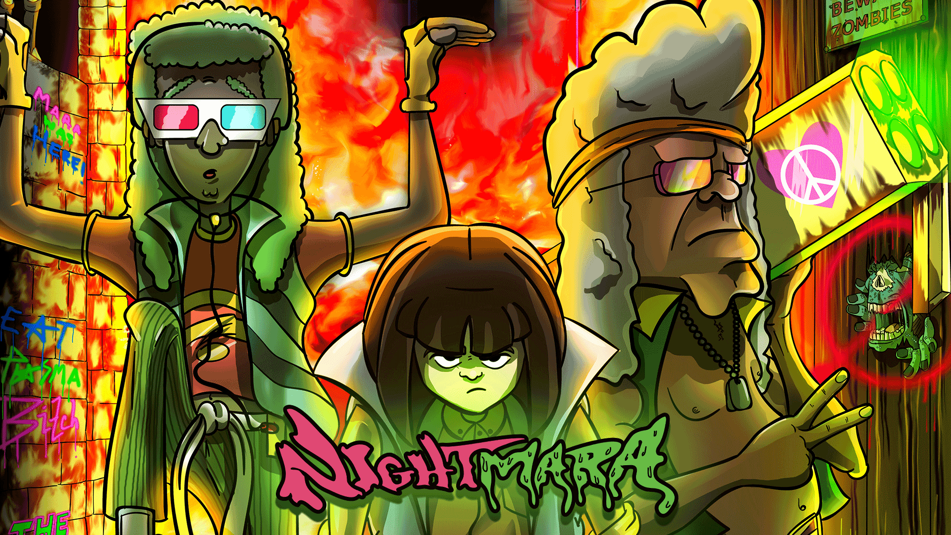 nightmara_punk_cover